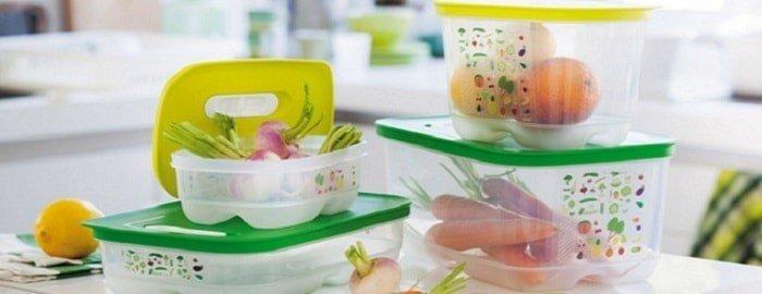 Умные холодильники Tupperware