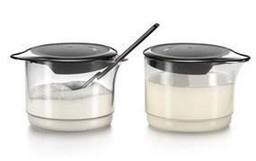 Сливочник или сахарница из Чайной коллекции 250мл. 2шт - фото 6007