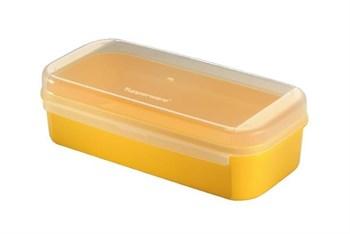 Кристальная ёмкость (1,2л) в желтом цвете - фото 10210