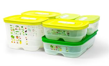 Набор контейнеров «Умный холодильник» - фото 10509
