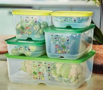 Набор контейнеров «Умный холодильник» - фото 10516