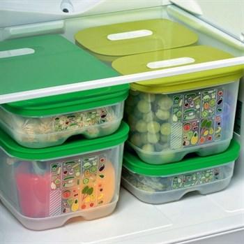 Набор контейнеров «Умный холодильник» - фото 10517