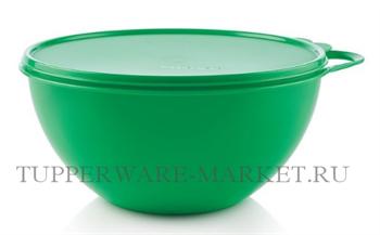 Чаша Милиан (4,5л) в зелёном цвете - фото 10681