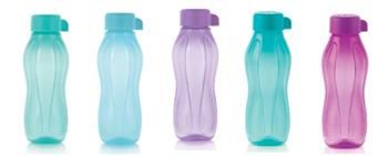 Эко - бутылка «Мини» (310мл) малиновая - фото 10814