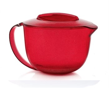 Кувшин «МикроКук» (1л) в красном цвете - фото 11080