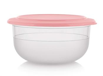 Чаша (1,1л) в розовом цвете - фото 11101