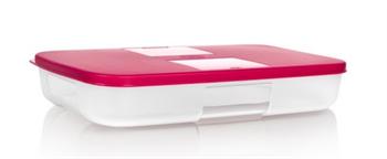 Контейнер Система Холодильник 650мл в розовом цвете - фото 11426