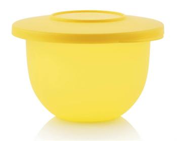 Чаша «Очарование» (500мл) 1шт в желтом цвете - фото 11671