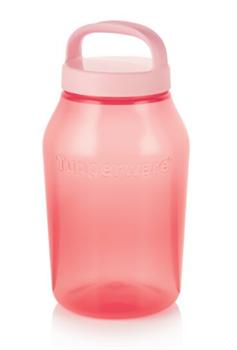 Чудо-Банка Tupperware (3л) в розовом цвете - фото 11708