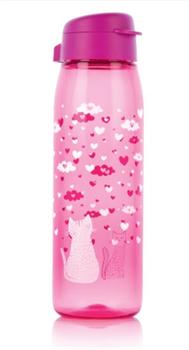 Бутылка Эко «Влюбленные» (750 мл) - фото 11758