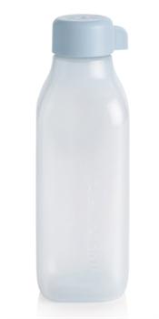 Эко-бутылка (500мл) светло-голубая - фото 12105