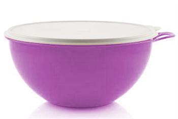 Чаша «Милиан» (7,5л) в фиолетовом цвете - фото 12258