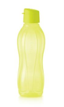 Эко - бутылка (750мл) в желтом цвете - фото 12309