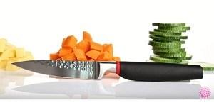 Набор ножей «От Шефа» «Идеал» + Подставка
