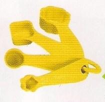 Мерные ложечки, 4шт. МК07 - фото 5968