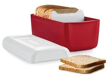 «Мастер-тост» с разделителем красный - фото 6729