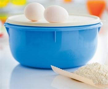 Замесочное блюдо (3л) синее - фото 7780