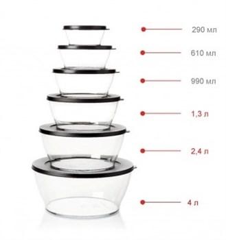 Чаша «Кристалл» (610мл) - фото 8717