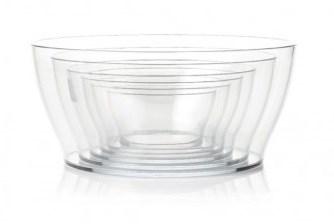 Чаша «Кристалл» (2,4л) - фото 8729