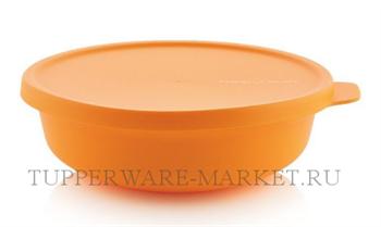 Чаша «Алоха» (450 мл) в оранжевом цвете - фото 9243