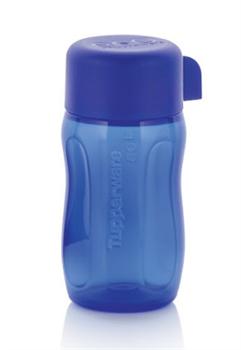 Эко-бутылка (90мл) в синем цвете - фото 9616