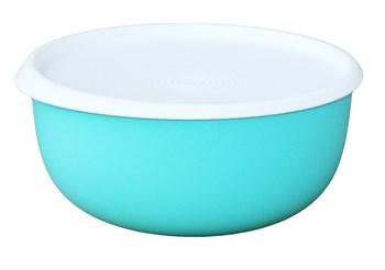 Чаша «Цветение» (1,3л) в голубом цвете - фото 9875