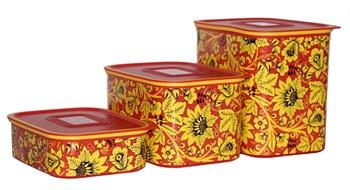 Набор контейнеров «Акваконтроль» «Хохлома» - фото 9999