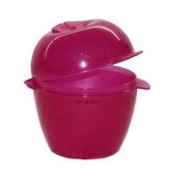 Контейнер «Яблоко» в красном цвете