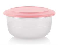 Чаша (6л) в розовом цвете