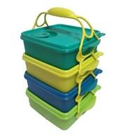 Набор контейнеров «Пикник» (850мл) 4 шт