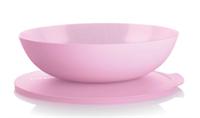 Чаша «Аллегро» (1,5л) в розовом цвете