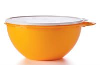 Чаша Милиан (4,5л) в оранжевом цвете