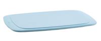 Разделочная доска «Гурман» голубая