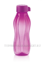 Эко - бутылка «Мини» (310мл) малиновая