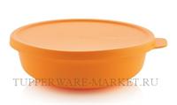 Чаша «Алоха» (450 мл) в оранжевом цвете