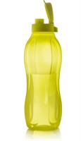 Эко-бутылка (1,5л) с клапаном в желтом цвете