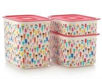 Набор контейнеров «Акваконтроль» «Мороженое»