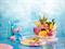 Набор Сервировочная коллекция №9 в розовом цвете - фото 11185