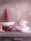 Чаша «Аллегро» (1,5л) в розовом цвете - фото 11731