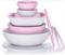 Чаша «Аллегро» (1,5л) в розовом цвете - фото 11732