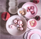 Чаша «Аллегро» (275мл) в розовом цвете 2шт - фото 11766