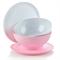 Чаша «Аллегро» (275мл) в розовом цвете 2шт - фото 11769