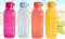 Эко-бутылка (500мл) жёлтая - фото 12108