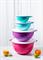 Чаша «Милиан» (7,5л) в фиолетовом цвете - фото 12257