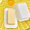 Масленка «Хозяюшка» белая - фото 12625