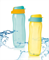 "Эко-бутылка ""Стиль"" (500мл) желтая - фото 9305"