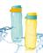 "Эко-бутылка ""Стиль"" (500мл) голубая - фото 9310"