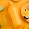 Эко - бутылка (750мл) в оранжевом цвете - фото 9722